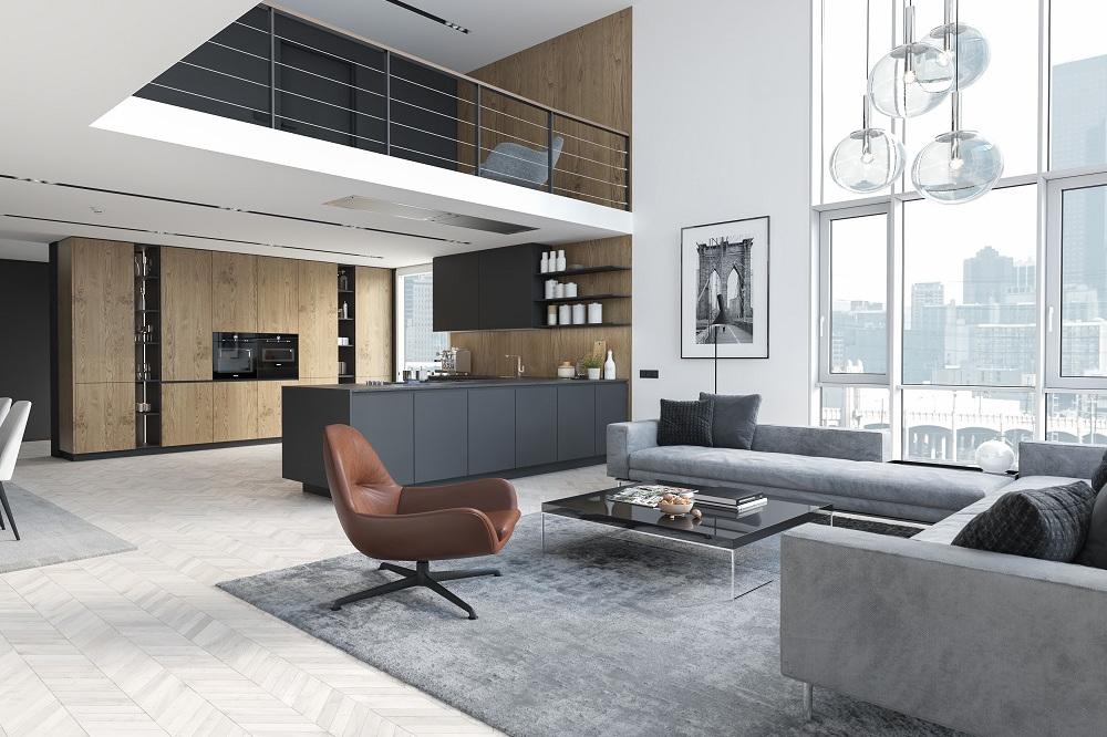 Jak urządzić salon w stylu nowoczesnym?